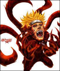 Quelle est la 2e forme de Naruto ?
