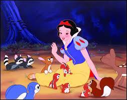 Cette demoiselle a fait ce que l'on appelle un sacrifice. C'est vrai, franchement, qui prendrait la place de son vieux papa pour aller se battre ? La princesse considérée est...
