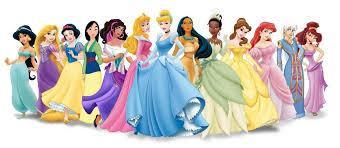 Trouvez les princesses Disney !