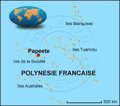 Quel est le numéro de la Polynésie-Française ?