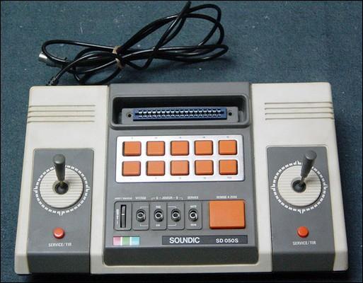 Quizz les plus anciennes quiz photos - Ancienne console de jeux ...