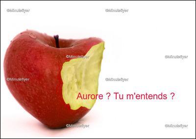 Sixième information. Une princesse adore les fruits. Citons la belle ... qui, pour avoir croqué dans une pomme, s'empoisonnera.