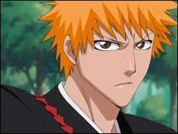 "Comment s'appelle ce personage du manga ""Bleach"" ?"
