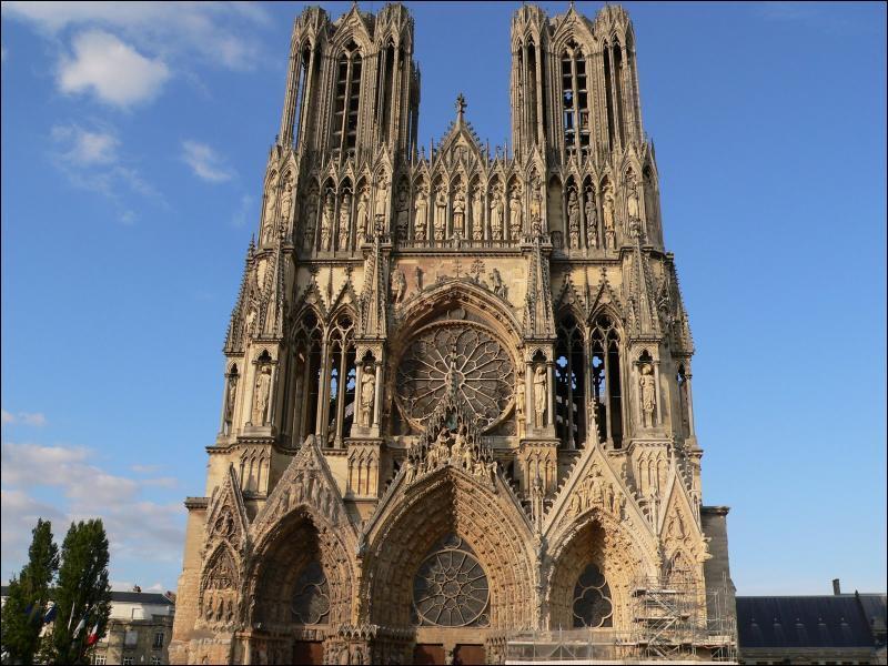 Quel est cette cathédrale ?