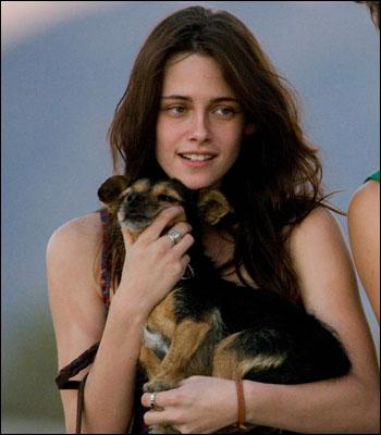 Dans quel film joue Kristen Stewart sur cette photo ?