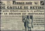 Le 20 janvier 1946, Charles de Gaulle démissionne, en désaccord avec le projet de constitution de la IVe République élaborée par la majorité socialo-communiste. Quel homme politique lui succède à la présidence du GPRF ?