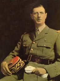 De Gaulle et le gouvernement provisoire de la République française