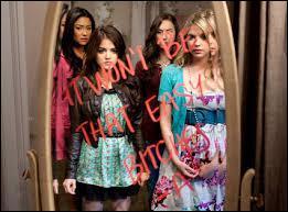 Qui a écrit ce message sur le miroir de Spencer ?