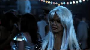 En quoi Alison était-elle déguisée à Halloween ?