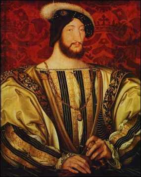 Lequel de ces événements a marqué le règne du roi François 1er ?