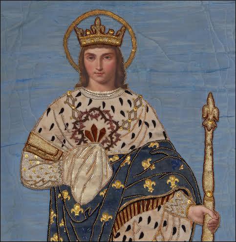 """Quel roi de France s'étant impliqué énormément dans la religion durant son règne fut canonisé après sa mort, devenant """"Saint-Louis"""" ?"""