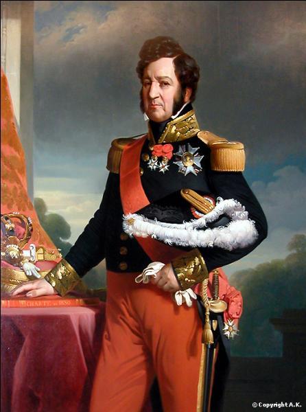 Donnez la date de règne de Louis-Philippe 1er.