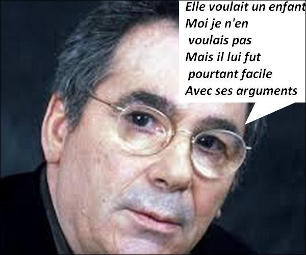 Pour qui chante Claude Nougaro ?