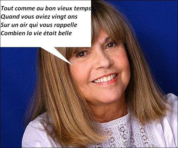 Pour qui chante Chantal Goya ?