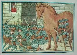 Combien de temps la guerre de Troie a-t-elle duré ?