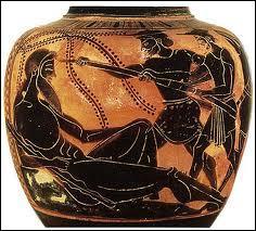 Quelle arme Ulysse et ses compagnons forgent-ils pour se sauver ?