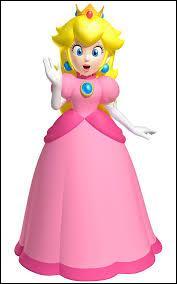De quel monde Peach est-elle la reine ?