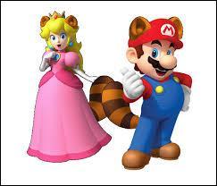 Quelle est la relation entre Mario et Peach ?