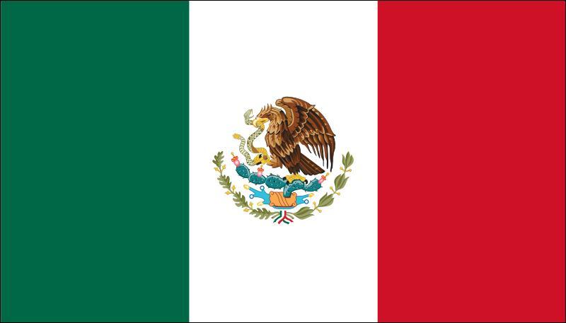 Sur quel continent se situe le Mexique ?
