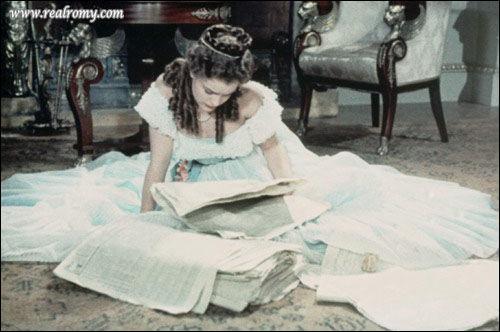 Quel est ce film d' Ernst Marischka avec la belle Romy Schneider ?