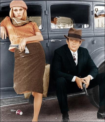 """Les paroles """"Bonnie and Clyde étaient tous deux jeunes et beaux"""" nous étaient chantées en duo. Qui accompagnait Gainsbourg ?"""