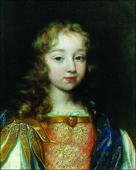 Quel âge avait ce jeune roi quand il a été sacré ?