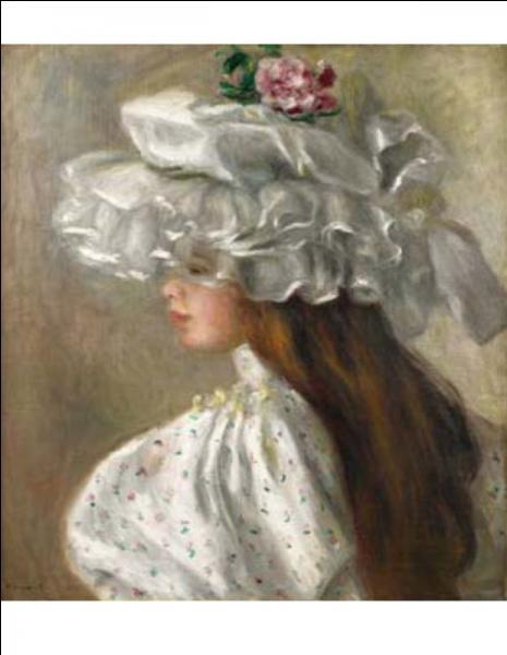 Donnez moi le titre de cette toile d'Auguste Renoir :