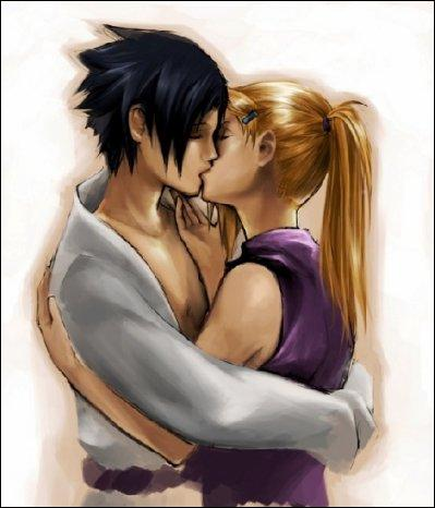 Ino a réussi là où Sakura a échoué et a pris le cœur de ce cher Sasuke. Le couple Ino Sasuke : Vrai ou Faux ?