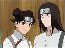 Tenten et Neji est l'un des couples que tout le monde attendait. Il a pu se réaliser.