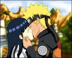 Le premier couple proposé est Naruto et Hinata, alors d'après vous, la belle Hinata a-t-elle réussi à avoir l'homme de ses rêves ?