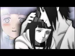 Hinata a préféré la noirceur de Sasuke à l'héroïsme de Naruto.