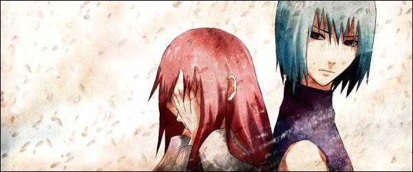 Karin et Suigetsu est un couple très répandu dans les fanfictions sur le manga, mais est-il vrai ?