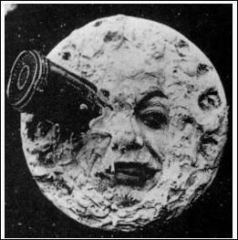 Mais voilà qui met une sacrée distance entre les amoureux ! Combien y a-t-il de kilomètres de la Terre à la Lune !