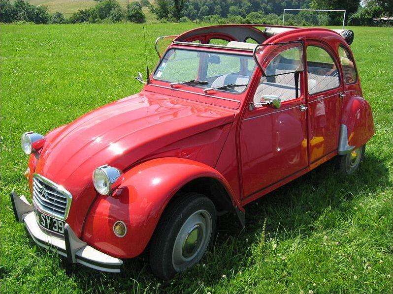 Marque automobile : Citroën