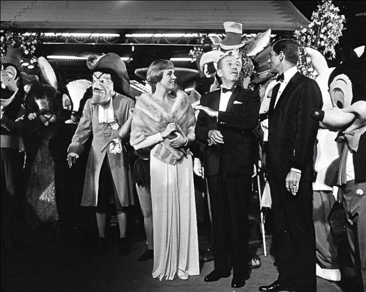 Pamela Travers n'a jamais été officiellement invitée à la première du film Mary Poppins en 1964.