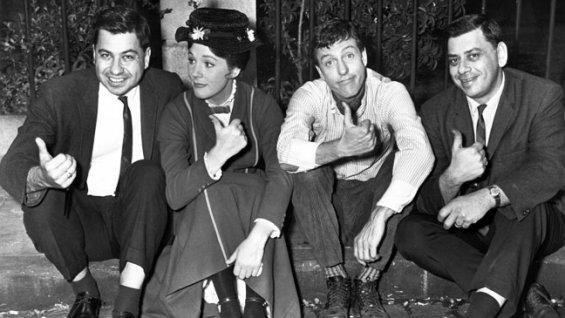 Dans les coulisses de Mary Poppins (1964)