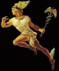 Quel est ce dieu, dieu du mouvement, des voleurs, du commerce et des voyageurs ?