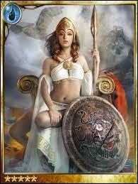 Quelle est cette déesse, déesse de la sagesse, de la raison et de la stratégie guerrière ?