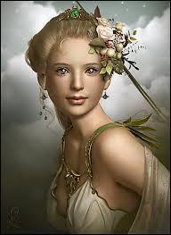 Quelle est cette déesse, déesse de la fertilité, des céréales, de la moisson et de l'agriculture ?