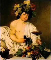 Quel est ce dieu, dieu des fêtes, du vin et de la folie ?