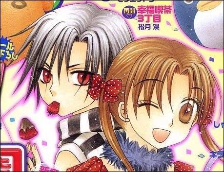 [L'Académie Alice] Lorsque Mikan et les autres s'infiltrent au lycée pour l'affaire Z, comment réagit Natsume lorsqu'il la voit avec le bonbon gulliver ? (2 réponses)