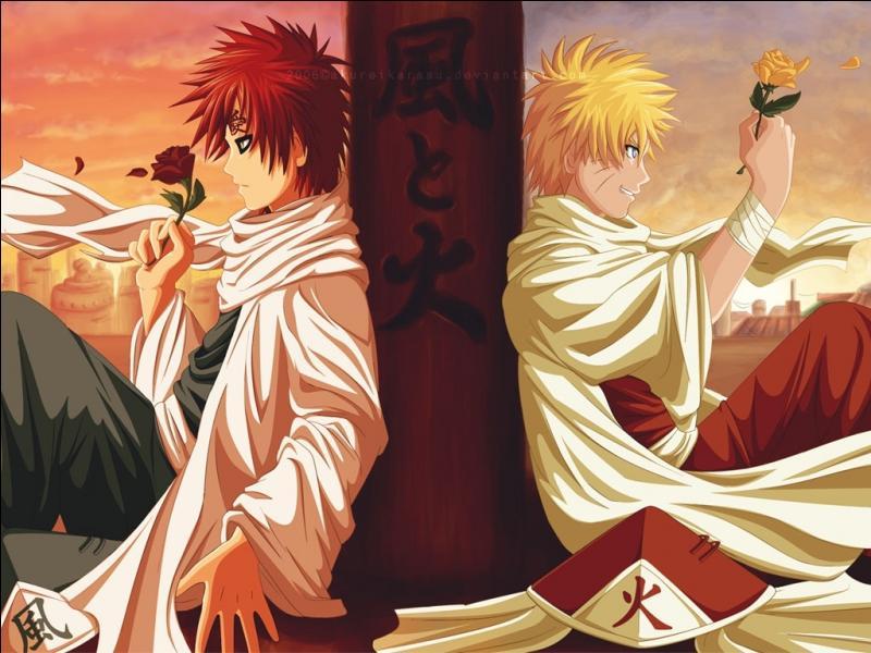 [Naruto] La couverture du tome 8 représente... (3 réponses)