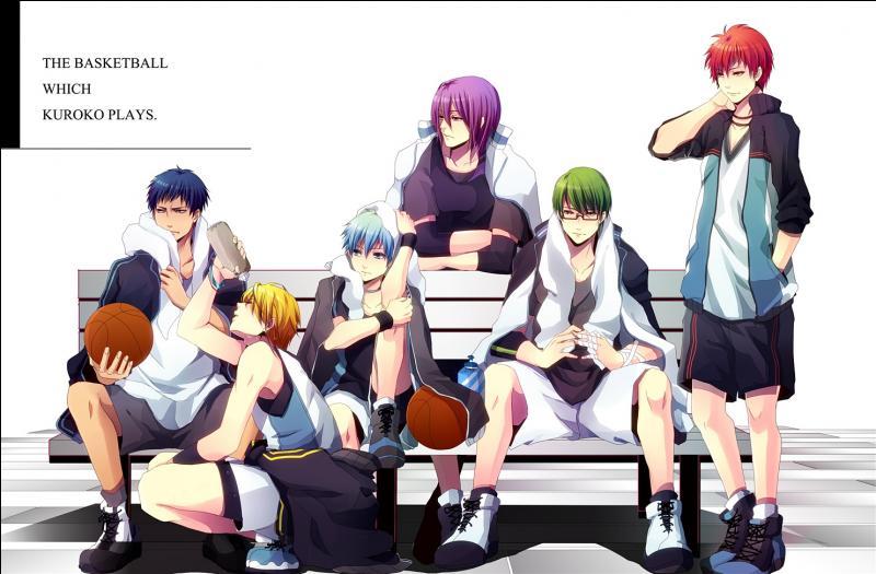 [Kuroko No Basket] Qui porte quel numéro ? (3 réponses)