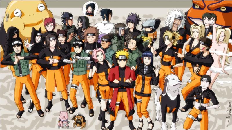 [Mangaka] Est-il vrai que le mangaka de 'Naruto' a un frère jumeau ? (1 réponse)