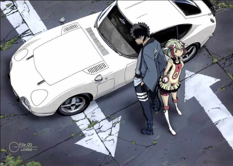 [Dimension W] Quelle est la maison d'édition qui publie ce manga ? (1 réponse)