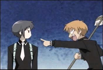 [Fruits Basket] Kyo et Yuki passent leur temps à se chamailler car... (3 réponses)