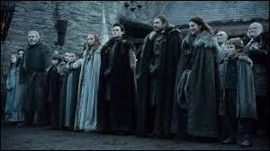 Je fais partie de la maison Stark de Winterfell, mon loup est/était gris et je me suis marié(e) durant la saison 2. Qui suis-je ?
