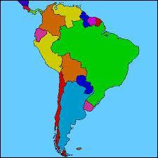 Lequel de ces pays d'Amérique du Sud a pour langue officielle le portugais ?