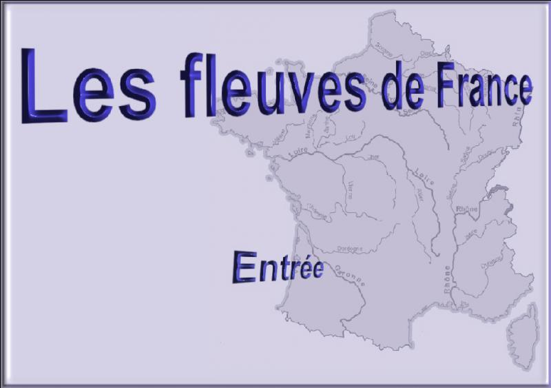 Quel est le plus long fleuve de France ?
