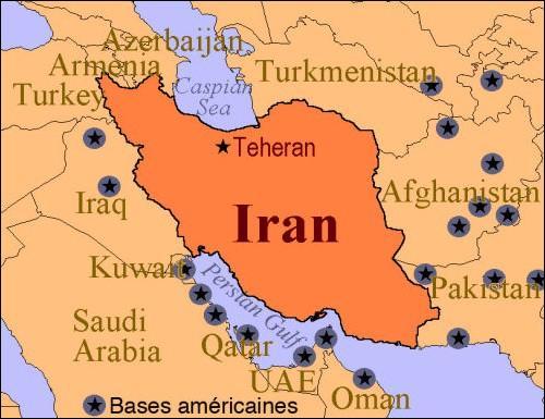 Quel est l'ancien nom de l'Iran ?